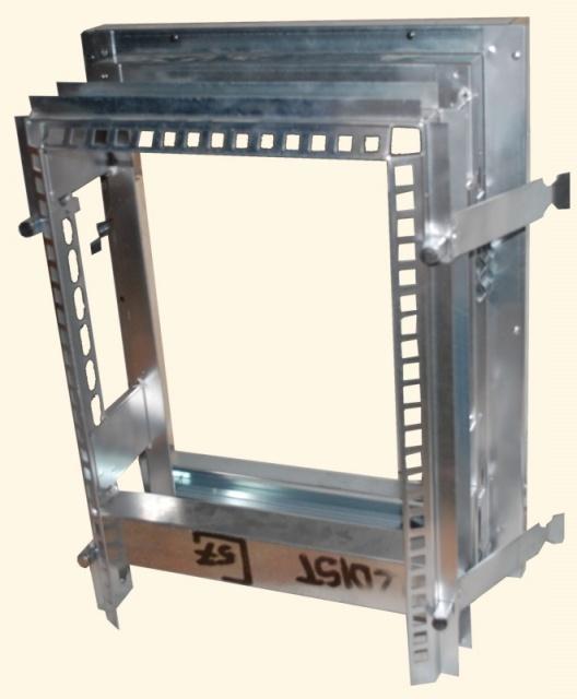 Nuovo falso telaio per serramento ed imposta esterna in presenza di cappotto con taglio termico - Montaggio finestre pvc senza controtelaio ...